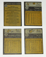 Lot of (300+) 1973 Topps Baseball Cards with #125 Ron Fairly RC, #123 Sandy Alomar,  #132 Matty Alou, #237A Eddie Mathews MG / Lew Burdette CO / Jim Busby CO / Roy Hartsfield CO / Ken Silvestri CO, at PristineAuction.com