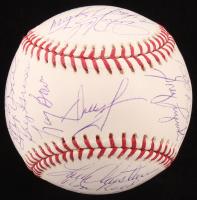 1980 Philadelphia Phillies World Series Baseball Team-Signed by (20) with Mike Schidt, Steve Calton, Pete Rose (JSA ALOA & Mounted Memories Hologram) at PristineAuction.com