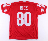 Jerry Rice Signed Jersey (Radtke COA) at PristineAuction.com