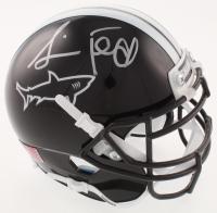 """Jamie Foxx Signed """"Any Given Sunday"""" Miami Sharks Mini Helmet (JSA COA) at PristineAuction.com"""