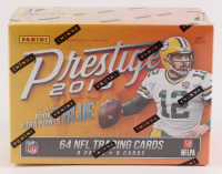2019 Panini Prestige Football Unopened Box with (64) Cards at PristineAuction.com