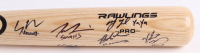 """The Sandlot"" Rawlings Pro Baseball Bat Cast-Signed by (6) with Tom Guiry, Chauncey Leopardi, Marty York, Shane Obedzinski with (6) Character Inscriptions (Beckett COA) at PristineAuction.com"