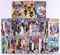 "Lot of (59) 2000-2004 ""JLA"" DC Comic Books at PristineAuction.com"
