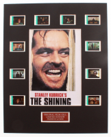 """The Shining"" LE 8x10 Custom Matted Original Film / Movie Cell Display at PristineAuction.com"