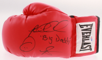 "Lucas Browne Signed Everlast Boxing Glove Inscribed ""Big Daddy"" (PSA Hologram) at PristineAuction.com"