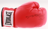 Sugar Ray Leonard Signed Everlast Boxing Glove (Steiner Hologram) at PristineAuction.com