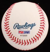 "Mariano Rivera Signed Hall of Fame OML Baseball Inscribed ""HOF 2019"" (PSA Hologram) at PristineAuction.com"