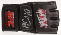 Matt Hughes & Chuck Liddell Signed UFC Glove (PSA Hologram) at PristineAuction.com