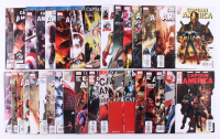 "Lot of (34) 2006-2011 ""Captain America"" Marvel Comic Books at PristineAuction.com"
