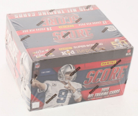 2015 Panini Score Football Box with (24) Packs at PristineAuction.com