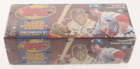 2000 Topps Series 1 & 2 Complete Set Of (478) Baseball Cards at PristineAuction.com