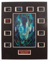 """Aliens"" LE 8x10 Custom Matted Original Film / Movie Cell Display at PristineAuction.com"