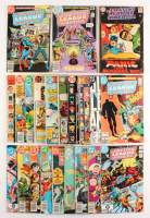 "Lot of (22) 1967-1986 ""Justice League of America"" DC Comic Books at PristineAuction.com"
