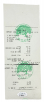 Ben Hogan Signed Shady Oaks Country Club Restaurant Check (JSA COA) at PristineAuction.com