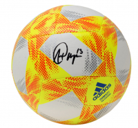 Alex Morgan Signed Adidas Soccer Ball (JSA COA) at PristineAuction.com