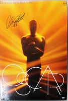 "Clint Eastwood Signed 65th Academy Awards 24x36 Foam-Board Poster Inscribed ""93 Oscar"" (PSA COA) at PristineAuction.com"