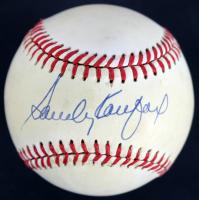 Sandy Koufax Signed ONL Baseball (JSA LOA) at PristineAuction.com