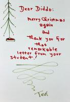 Dr. Seuss Signed Handwritten Letter (PSA COA) at PristineAuction.com