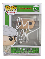 """Chevy Chase Signed """"Caddyshack"""" #720 Ty Webb Funko Pop! Vinyl Figure (Beckett COA) at PristineAuction.com"""