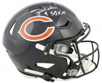 "Jim McMahon Signed Chicago Bears Full-Size Authentic On-Field SpeedFlex Helmet Inscribed ""SB XX"" (Beckett COA) at PristineAuction.com"