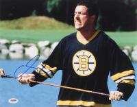 "Adam Sandler Signed ""Happy Gilmore"" 11x14 Photo (PSA Hologram) at PristineAuction.com"