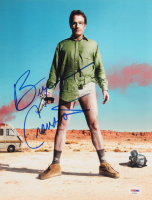 "Bryan Cranston Signed ""Breaking Bad"" 11x14 Photo (PSA Hologram) at PristineAuction.com"