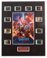 """""""Guardians of the Galaxy Vol. 2"""" LE 8x10 Custom Matted Original Film / Movie Cell Display at PristineAuction.com"""