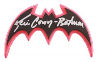 "Kevin Conroy Signed ""Batman: The Animated Series"" Batarang Inscribed ""Batman"" (Legends COA) at PristineAuction.com"