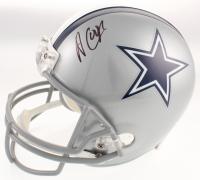 Amari Cooper Signed Dallas Cowboys Full-Size Helmet (Beckett COA) at PristineAuction.com
