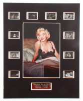 "Marilyn Monroe ""Some Like It Hot"" 8x10 Custom Matted Original Film Cell Display at PristineAuction.com"