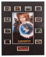 """""""Labyrinth"""" Limited Edition Original Film / Movie Cell Display at PristineAuction.com"""