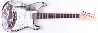 "Chester Bennington Signed 39"" Electric Guitar (Beckett COA) at PristineAuction.com"