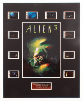 """""""Alien 3"""" LE 8x10 Custom Matted Original Film / Movie Cell Display at PristineAuction.com"""