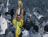 Ronaldo Signed 11x14 Photo (PSA COA) at PristineAuction.com