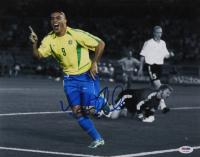 Ronaldo Signed 11x14 Photo (PSA COA) at PristineAuction.com