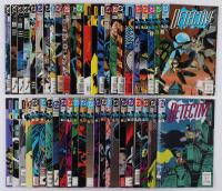 "Lot of (48) ""Batman"" 1st Series Detective Comics Comic Books at PristineAuction.com"