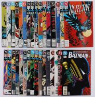 "Lot of (31) ""Batman"" 1st Series Detective Comics Comic Books at PristineAuction.com"