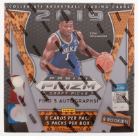 2019-20 Panini Prizm Draft Picks Basketball Hobby Box - Factory Sealed at PristineAuction.com