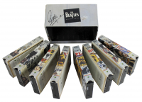 """Ringo Starr Signed """"The Beatles Anthology"""" Complete VHS Box Set (Beckett LOA) at PristineAuction.com"""