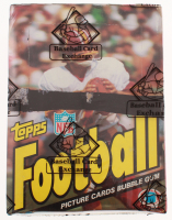 1983 Topps Football Wax Box (BBCE Certified) at PristineAuction.com
