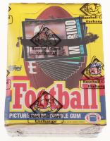 1985 Topps Football Wax Box (BBCE Certified) at PristineAuction.com