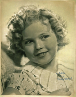 """Shirley Temple Signed 11x14 Photo Inscribed """"Love"""" (Beckett LOA) at PristineAuction.com"""