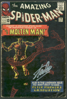 "Stan Lee Signed 1965 ""Spider-Man"" Issue #28 Marvel Comic Book (PSA COA) at PristineAuction.com"