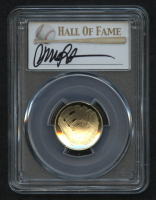 2014-W $5 Baseball Hallf of Fame Gold Coin - Deep Cameo - Signed by Ryne Sandberg (PCGS PR 70 DCAM) at PristineAuction.com