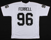 Clelin Ferrell Signed Jersey (JSA COA) at PristineAuction.com