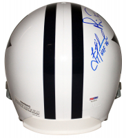 "Troy Aikman, Emmitt Smith, & Michael ""Playmaker"" Irvin Signed Dallas Cowboys Full-Size Helmet Inscribed ""HOF 06"", ""HOF 2007"", & ""HOF 2010"" (PSA COA) at PristineAuction.com"