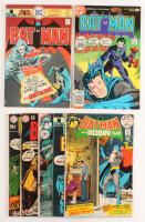 "Lot of (7) 1969-1977 ""Batman"" DC Comic Books at PristineAuction.com"
