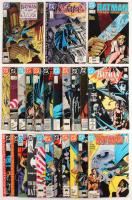 "Lot of (25) 1987-1993 ""Batman"" DC Comic Books at PristineAuction.com"