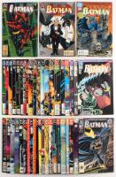 "Lot of (42) 1986-1997 ""Batman"" DC Comic Books at PristineAuction.com"
