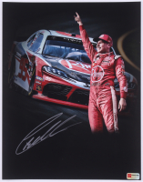 Christopher Bell Signed 2020 NASCAR #95 Cup Series 11x14 Photo (PA COA) at PristineAuction.com